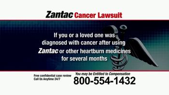 Pulaski Law Firm TV Spot, 'Zantac Cancer Lawsuit' - Thumbnail 7