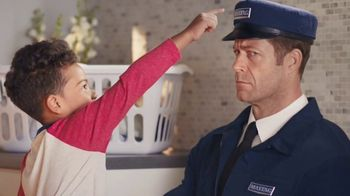 Maytag TV Spot, 'Extra Power Button: On/Off' Featuring Colin Ferguson - Thumbnail 1