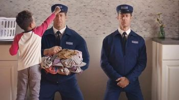Maytag Month TV Spot, \'Extra Power Button: On/Off\' Featuring Colin Ferguson