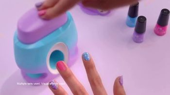 Go Glam Nail Stamper TV Spot, 'Fresh Way' - Thumbnail 7