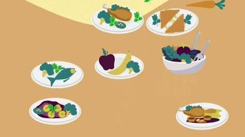Turn Up! TV Spot, 'Fight Hunger: One In Seven Kids' - Thumbnail 5