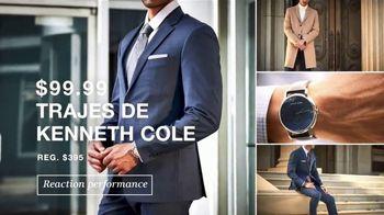 Macy's TV Spot, 'Hora de comprar: Abrigos, joyería y trajes de Kenneth Cole' [Spanish] - Thumbnail 5