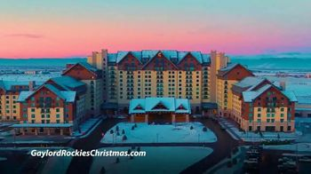 Marriott Gaylord Rockies TV Spot, 'Christmas: Tickets and Packages' - Thumbnail 2