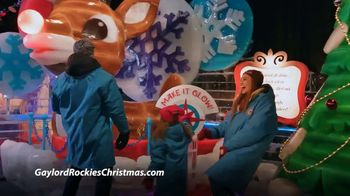 Marriott Gaylord Rockies TV Spot, 'Christmas: Tickets and Packages' - Thumbnail 4