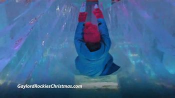 Marriott Gaylord Rockies TV Spot, 'Christmas: Tickets and Packages' - Thumbnail 5