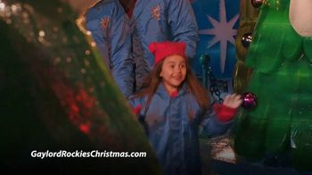 Marriott Gaylord Rockies TV Spot, 'Christmas: Tickets and Packages' - Thumbnail 7