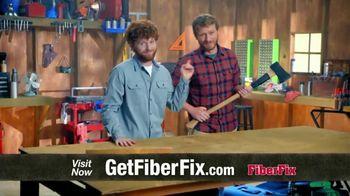FiberFix TV Spot, 'Flying Axe'