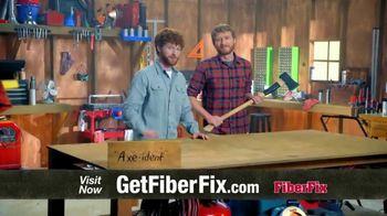 FiberFix TV Spot, 'Flying Axe' - Thumbnail 1