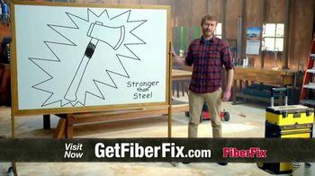 FiberFix TV Spot, 'Flying Axe' - Thumbnail 4