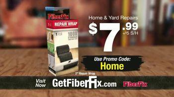FiberFix TV Spot, 'Flying Axe' - Thumbnail 6