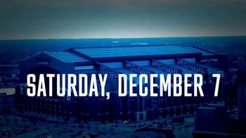 Big Ten Conference TV Spot, '2019 Football Championship Game' - Thumbnail 1