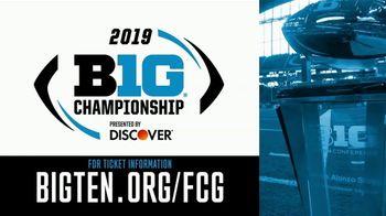Big Ten Conference TV Spot, '2019 Football Championship Game' - Thumbnail 10