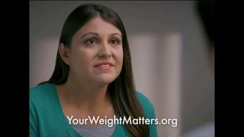 Obesity Action Coalition TV Spot, 'Excess Weight and Obesity' - Thumbnail 9