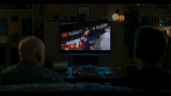 YouTube TV TV Spot, 'Favorite World Series Game' Featuring Buzz Aldrin - Thumbnail 1