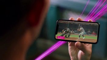 T-Mobile TV Spot, 'Right at Home Plate' Song by The Who - Thumbnail 6