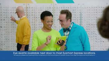 Eyemart Express TV Spot, 'Free Pair of Glasses' - Thumbnail 1