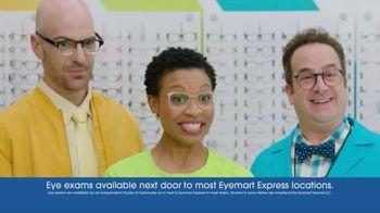 Eyemart Express TV Spot, 'Free Pair of Glasses' - Thumbnail 3