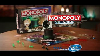 Monopoly Voice Banking TV Spot, 'Own It All' - Thumbnail 9