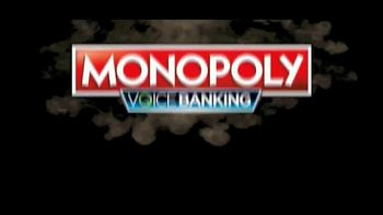 Monopoly Voice Banking TV Spot, 'Own It All' - Thumbnail 1