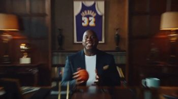 AT&T Wireless TV Spot, 'The Codes We Live By' Feat. Magic Johnson, Paul George Song by Dreamville - Thumbnail 6