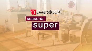 Overstock.com Seasonal Super Sale TV Spot, 'Rake in the Savings' - Thumbnail 2