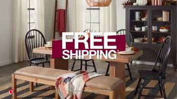 Overstock.com Seasonal Super Sale TV Spot, 'Rake in the Savings' - Thumbnail 7