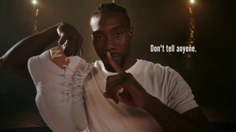 New Balance Basketball TV Commercial