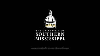 The University of Southern Mississippi TV Spot, 'Straight to the Top: Driving Innovation' - Thumbnail 10