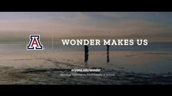 The University of Arizona TV Spot, 'Wonder Makes Us' Song by Labi Siffre