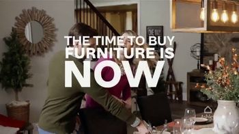 Ashley HomeStore TV Spot, 'Time to Buy' Song by Midnight Riot