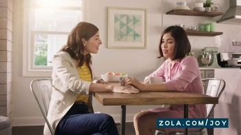 Zola TV Spot, 'Where to Start: 20 Percent Off'