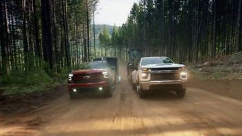 Chevrolet Truck Month TV Spot, 'Only Silverados Compete With Silverados' [T2] - Thumbnail 1