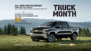 Chevrolet Truck Month TV Spot, 'Only Silverados Compete With Silverados' [T2] - Thumbnail 10