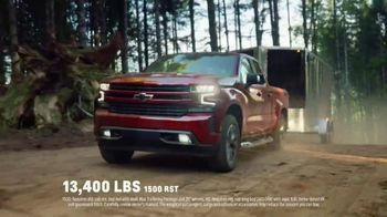 Chevrolet Truck Month TV Spot, 'Only Silverados Compete With Silverados' [T2] - Thumbnail 3