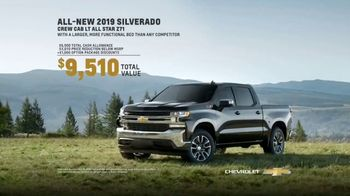 Chevrolet Truck Month TV Spot, 'Only Silverados Compete With Silverados' [T2] - Thumbnail 7
