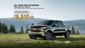 Chevrolet Truck Month TV Spot, 'Only Silverados Compete With Silverados' [T2] - Thumbnail 8