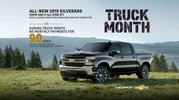 Chevrolet Truck Month TV Spot, 'Only Silverados Compete With Silverados' [T2] - Thumbnail 9