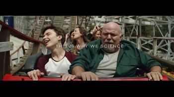 Bayer AG TV Spot, \'This Is Why We Science: Scream Your Heart Out\'