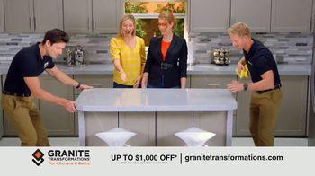 Granite Transformations TV Spot, 'Take a Hike' - Thumbnail 9