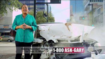 1-800-ASK-GARY TV Spot, 'First Hand'