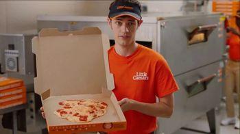 Little Caesars Hot-N-Ready Thin Crust Pizza TV Spot, 'No Crust'