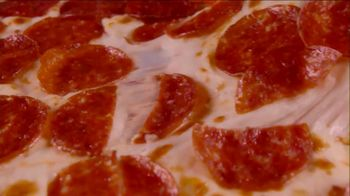 Little Caesars Hot-N-Ready Thin Crust Pizza TV Spot, 'No Crust' - Thumbnail 2