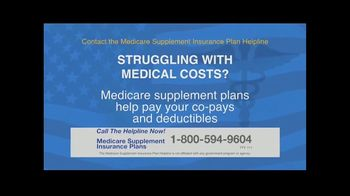 The Medicare Supplement Insurance Plan Helpline TV Spot, 'Help Cover Many Personal Expenses'
