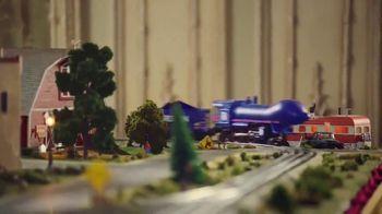 Trojan G-Spot TV Spot, 'Trojan Man: Model Train' - Thumbnail 4