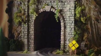 Trojan G-Spot TV Spot, 'Trojan Man: Model Train' - Thumbnail 6