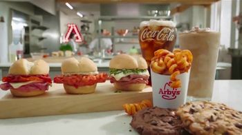 Arby's TV Spot, 'Economical' Song by YOGI - Thumbnail 3