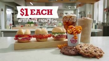 Arby's TV Spot, 'Economical' Song by YOGI - Thumbnail 4