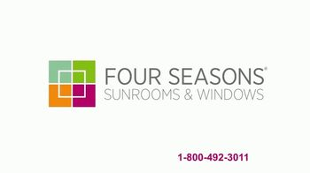 Four Seasons Sunrooms TV Spot, 'It's Time: Special Code' - Thumbnail 1
