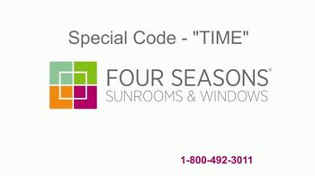 Four Seasons Sunrooms TV Spot, 'It's Time: Special Code' - Thumbnail 3