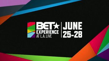 2020 BET Experience VIP Packages TV Spot, 'Milestone Event'